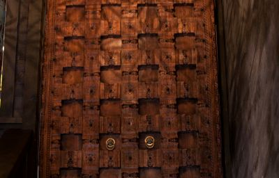 Hand-Carved Doors